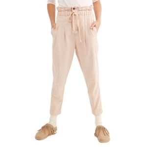 Free People Margate pleated Trouser size S